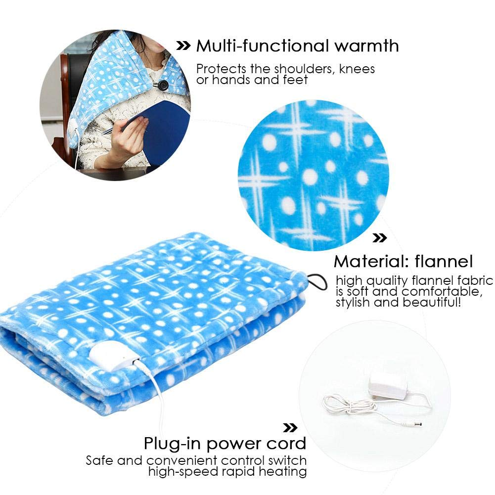 Far-Infrared Treatment Therapy Electric Heating Knee Pads Blanket Mattress Mat