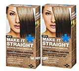 NEW! (2 PACK) Developlus Make It Straight Salon Blowout (2 PACK)