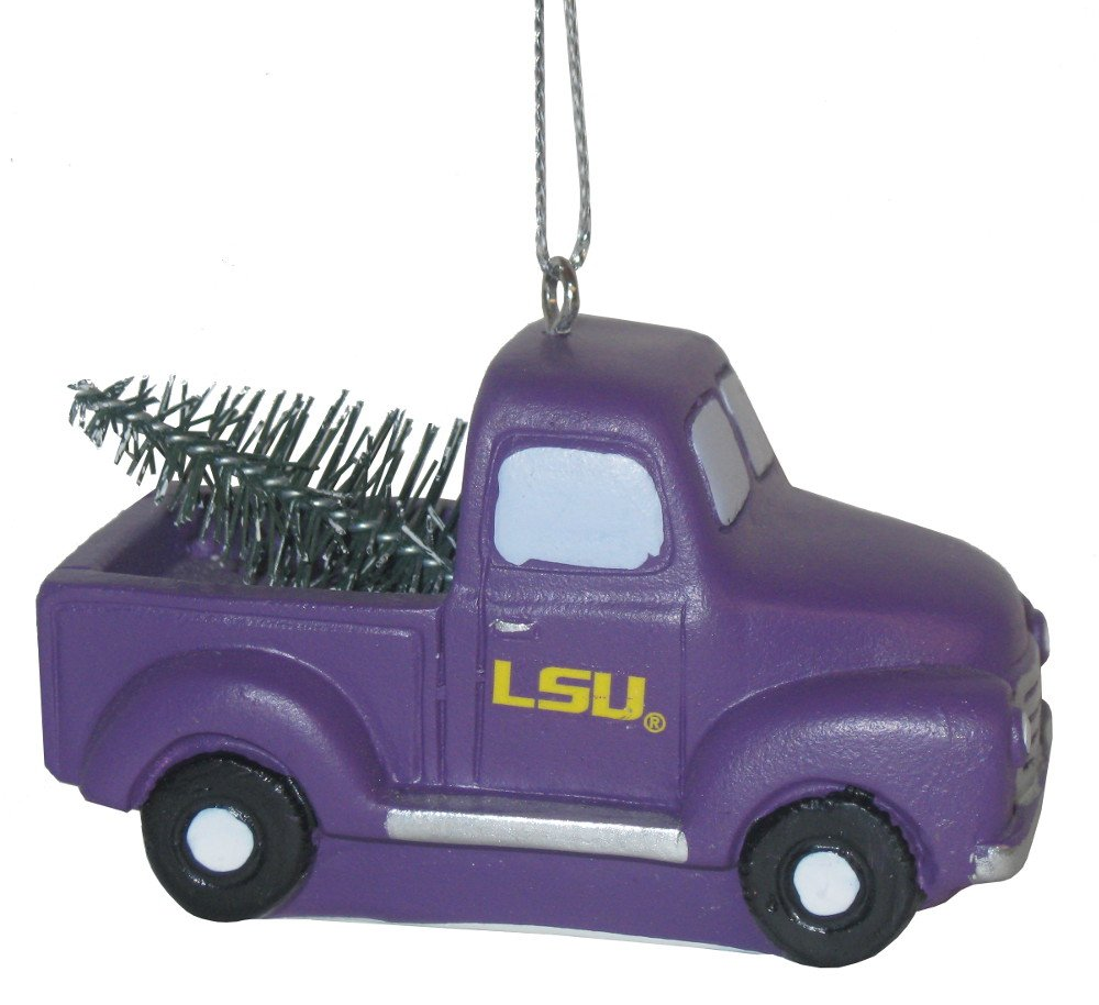 Amazon.com : Team Beans LSU Louisiana State Tigers NCAA Truck with ...