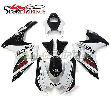 Amazon com: Sportfairings Complete Fairing Kit For Suzuki GSX-R 750