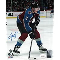 $49 » Cale Makar Autographed/Signed Colorado Avalanche 8x10 Photo JSA
