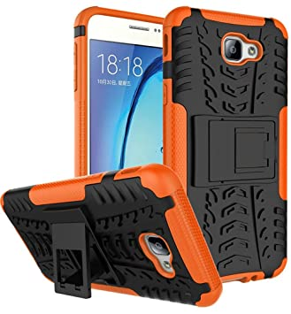 Samsung Galaxy A3 2017 Hulle Nnopbeclik Hybrid 2in1 TPU PC Schutzhulle Cover Case