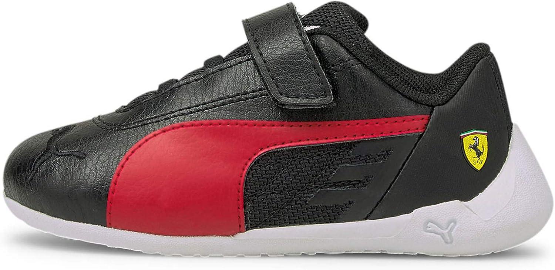 PUMA Unisex-Child Ferrari Race R-cat Loop Sneaker Hook and Max 46% Elegant OFF