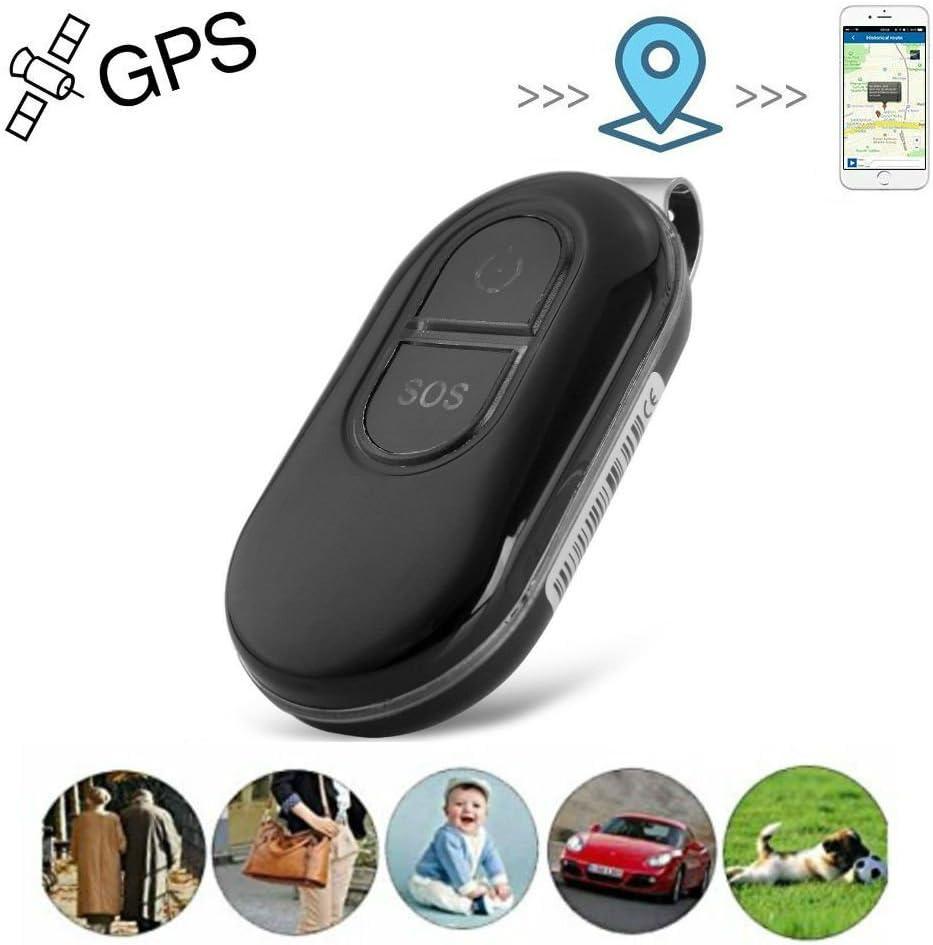 GPS Tracker, TKSTAR Mini portátil GPS Tracker Auto Camión Vehículo Tiempo real GPS de localización GSM/GPRS/GPS Locator con SOS ayudar a Geo con libre App TK106: Amazon.es: Electrónica