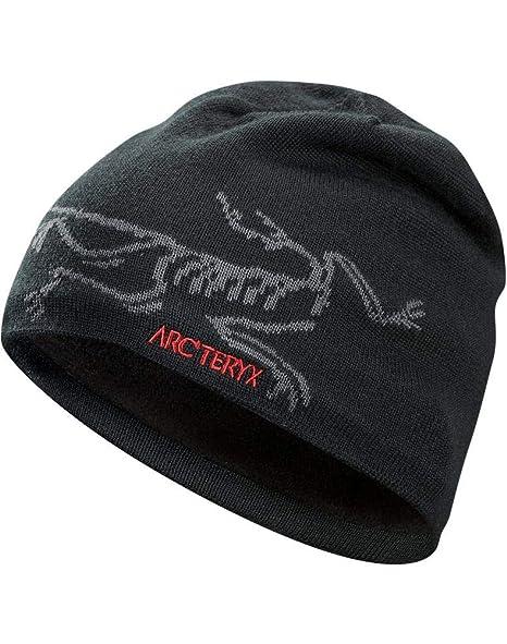 529510cbf22 Amazon.com  Arc teryx Bird Head Toque (Black)  Clothing