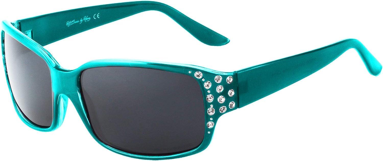 Hornz HZ S/éries Diamante Lunettes de soleil Polaris/ées Premium Femme de