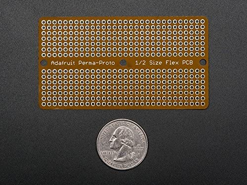 ADA1518 Half-sized Breadboard Flex-PCB Adafruit Flex Perma-Proto