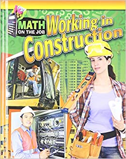 Book Math on the Job: Working in Construction
