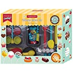 Handstand Kitchen 75-piece Ultimate Real Baking Set with Recipes for Kids 4 The perfect set for every child that is ready to dive into the fun of real baking - the Ultimate Baking Set for Kids from Handstand Kitchen Complete 75-piece set includes everything your child needs to create any baked delight that they can imageine Make and beautifully decorate cake pops, cupcakes, cookies, quick bread and tarts - so many options in one box of fun