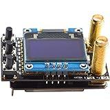 SpiroNet Circular Polarizada FatShark ImmersionRC para Drones Competici/ón FPV UAV Video Telemetr/ía Color Negro MadriGadgetStore/® Pack 2X Antenas 5.8 GHz