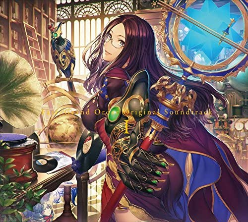 Fate/Grand Order Original Soundtrack I(CD)