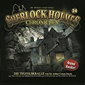 Die Teufelskralle (Sherlock Holmes Chronicles 24)   Arthur Conan Doyle