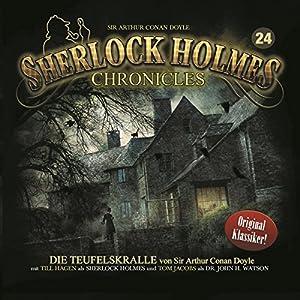 Die Teufelskralle (Sherlock Holmes Chronicles 24) Hörspiel