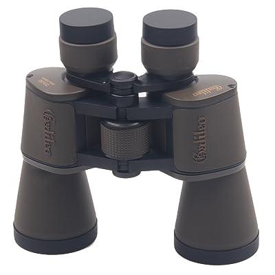 20x 50mm Jumelles haute définition Mat Télescope Mondial et mise au point central anti-buée protection UV antichoc résistant aux intempéries