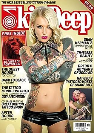 Amazon com: Skin Deep Tattoo Magazine: Kindle Store