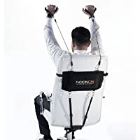 Noonchi Office Chair Workout, Attaches to Your Office Chair!