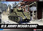 1/35 U.s.army M36b1 Gmc #13279 Academy Hobby Model Kits from ACADEMY