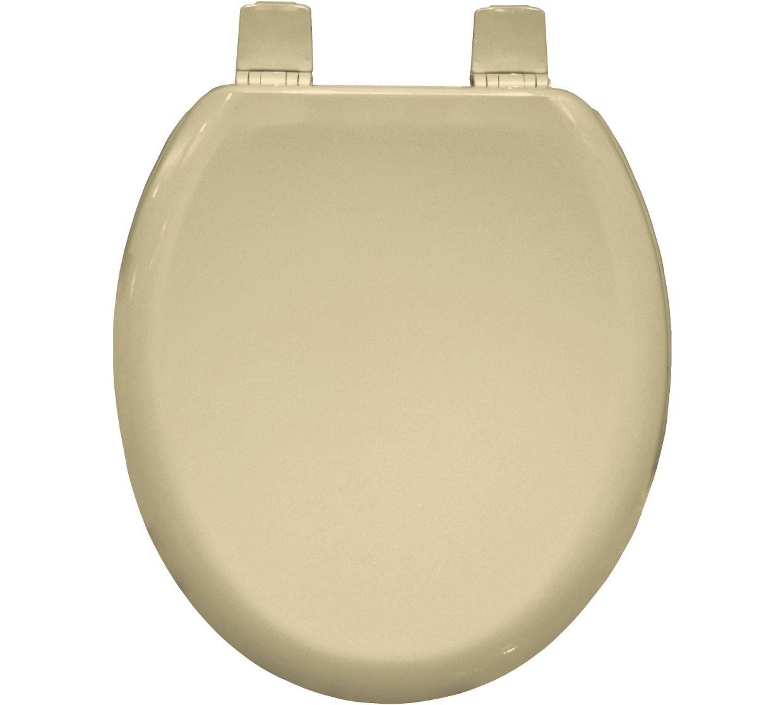 Groovy Bemis Chicago Moulded Wood Toilet Seat Champagne Amazon Uwap Interior Chair Design Uwaporg