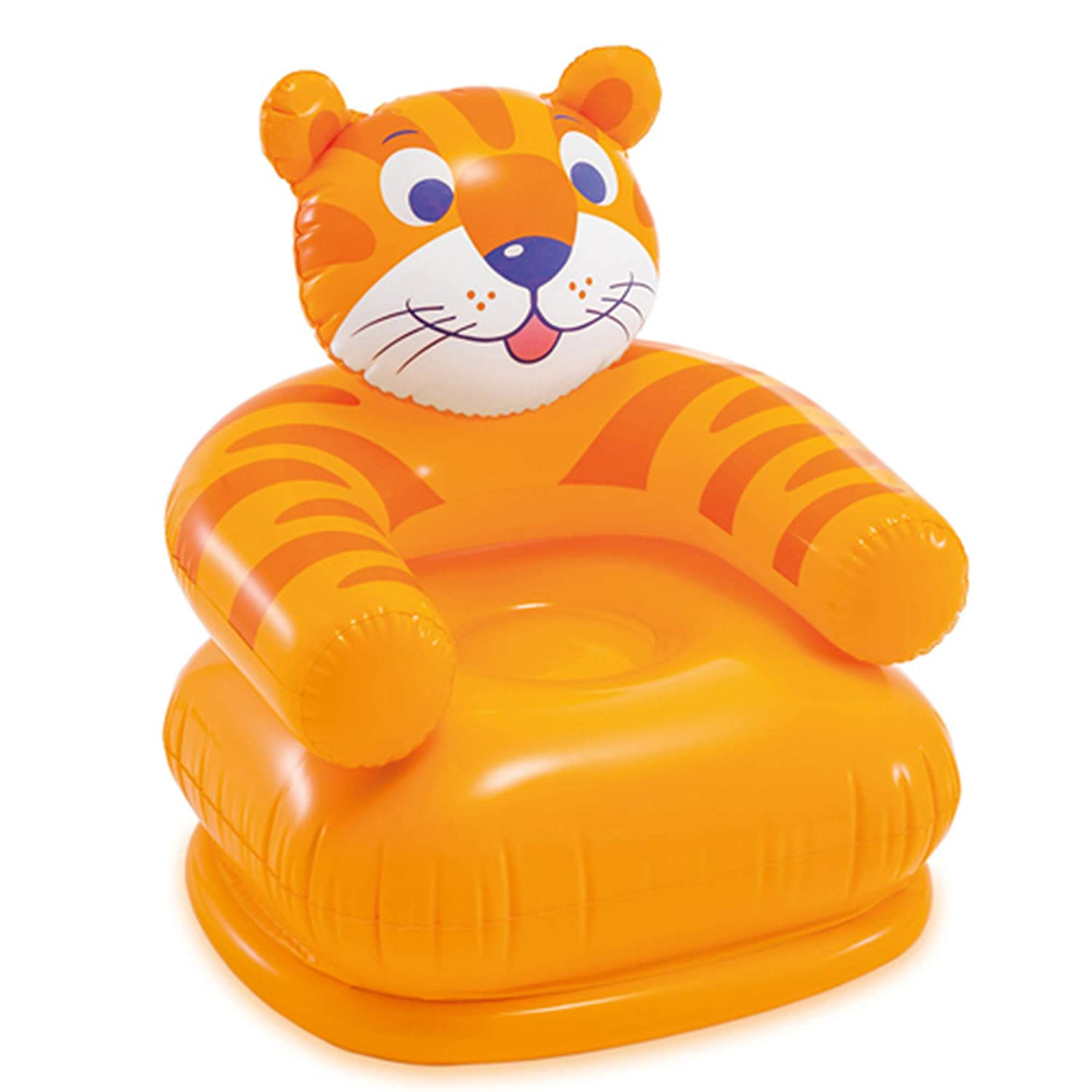 Miraculous Amazon Com Inflatable Couch Blow Up Chair Happy Animal Theyellowbook Wood Chair Design Ideas Theyellowbookinfo