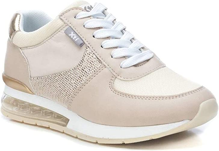 XTI 44077, Women's Low-Top Trainers