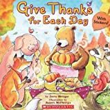 Best Cartwheel Books For Kindergartens - Give Thanks for Each Day Review