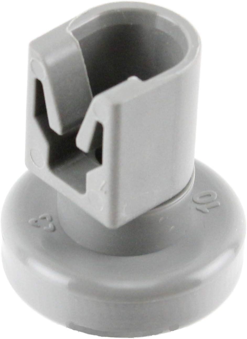 Zanussi DW908 Compatible Lave-Vaisselle Supérieur Panier supérieur Roues
