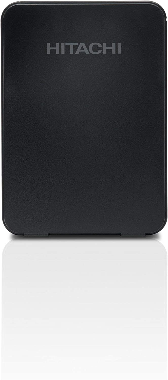 HGST Touro Desk HTOLDX3NB10001ABB 1TB USB 3.0 Desktop External Hard Drive (Black) (Renewed)