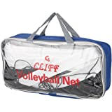 VGEBY Volleyball Net, Indoor Outdoor Beach Volleyball Tennis Competition Training Net with Carrying Bag