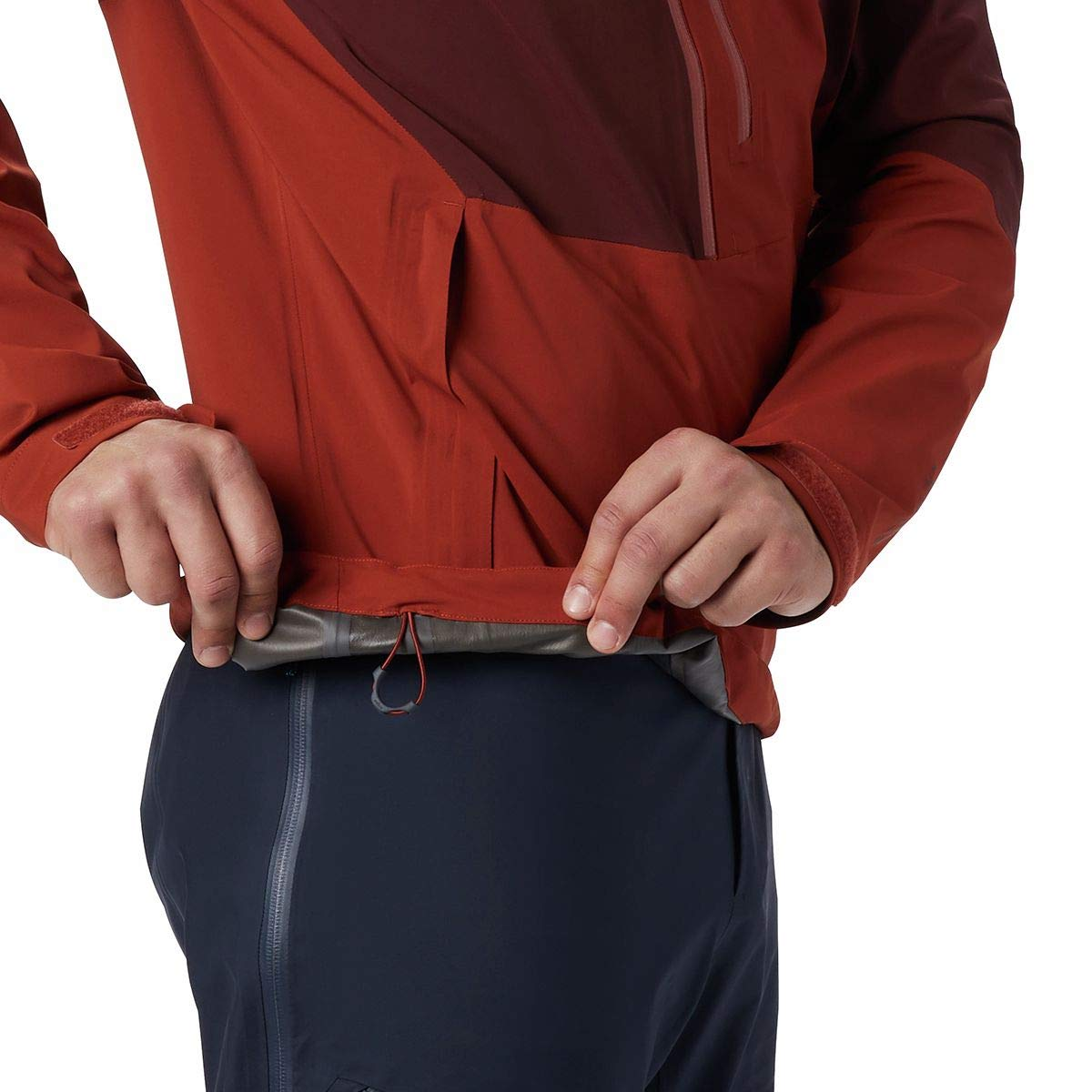 Mountain Hardwear Exposure//2 Gore-Tex Paclite Stretch Pullover Mens