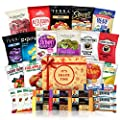 Healthy Snacks Care Package Variety Pack Bundle Assortment (30 Count) from Duogreen