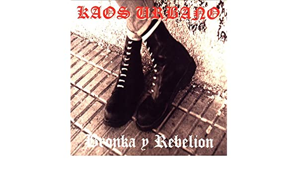 bronka y rebelion