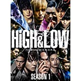 HiGH&LOW SEASON1 完全版 BOX