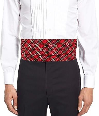 61-69 Length Silk Remo Sartori Made in Italy Extra Long XL Regimental Flower Necktie