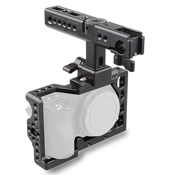 CAMVATE カメラケージ α6500用