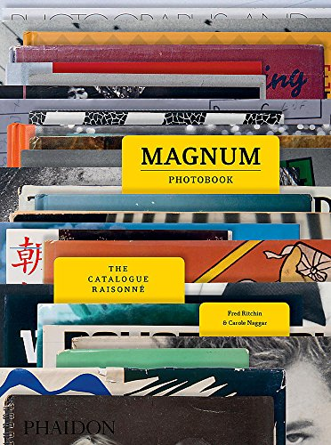 The first complete illustrated bibliography of 1,000 iconic photobooks created by members of the renowned photo agency Published on the occasion of Magnum Photos' seventieth anniversary, this fascinating in-depth survey brings Magnum's h...