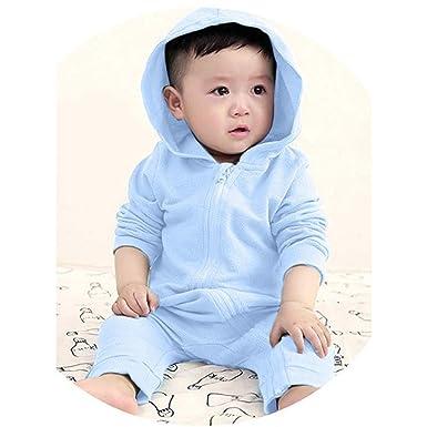 Unisex Baby Overall Neugeborene Junge M/ädchen Strampler Jumpsuit Langarmshirt Dinosaurier Kapuze Sweatshirt Bodysuit S/äugling Spielanzug Schlafanzug Outfit Zhen
