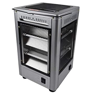 ARAYACY Calentador De Cinco Lados para El Hogar/Oficina En El Hogar Estufa De Tostado