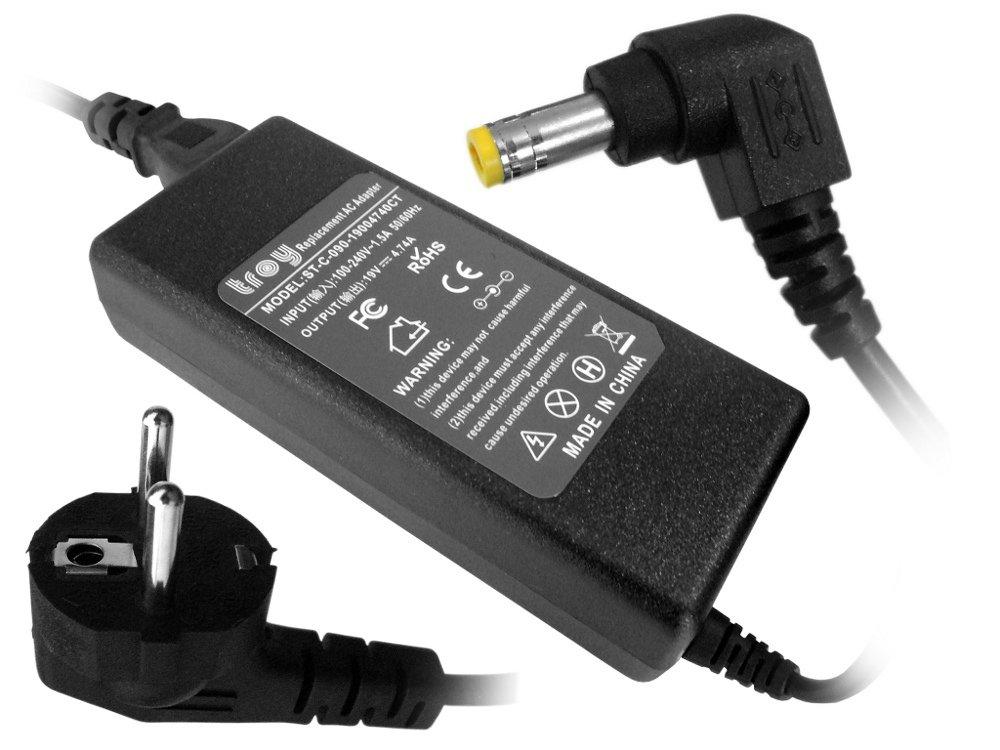 Troy-Adaptador de alimentación para Acer 19V-4,74A PA-1650 ...