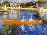 Pierre Auguste Renoir The Seine At Asnieres Aka The Skiff 40x30 [Kitchen]