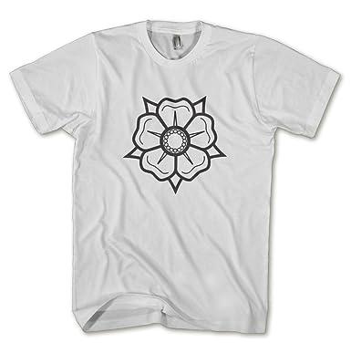93633caa Igtees English Rose Womens T-Shirt: Amazon.co.uk: Clothing