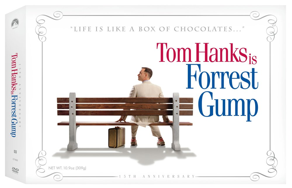 Forrest Gump: Chocolate Box Giftset (Widescreen) B002L9N4EM