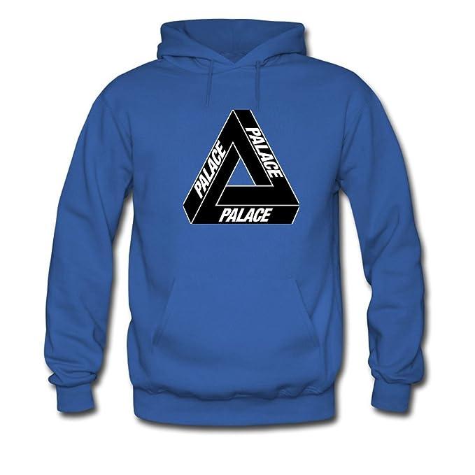 Crystal Palace FC Hoodies - Sudadera con capucha - para hombre azul azul Small: Amazon.es: Ropa y accesorios