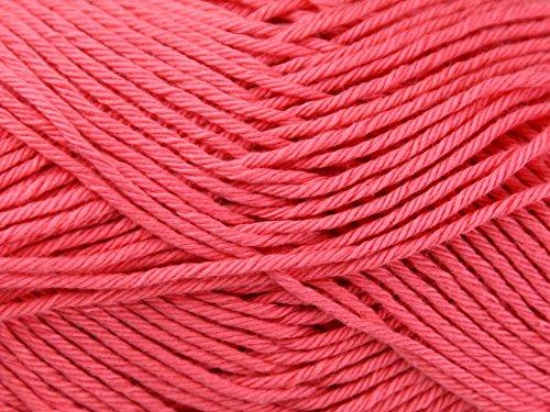 Kitchen Classique (Stylecraft Classique Cotton Knitting Yarn DK 3674 Shrimp - per 50 gram ball)