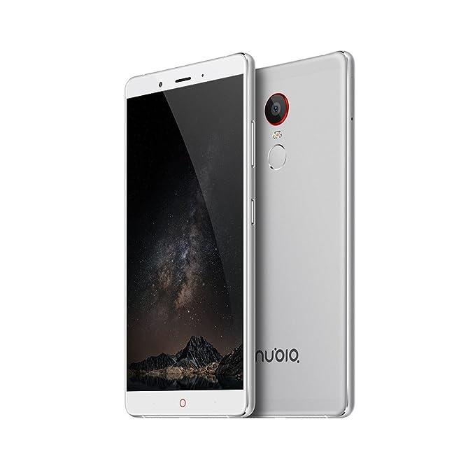 Nubia Z11 Max 6 pulgadas LTE Smartphone Android 5.0 ZTE, sin ...