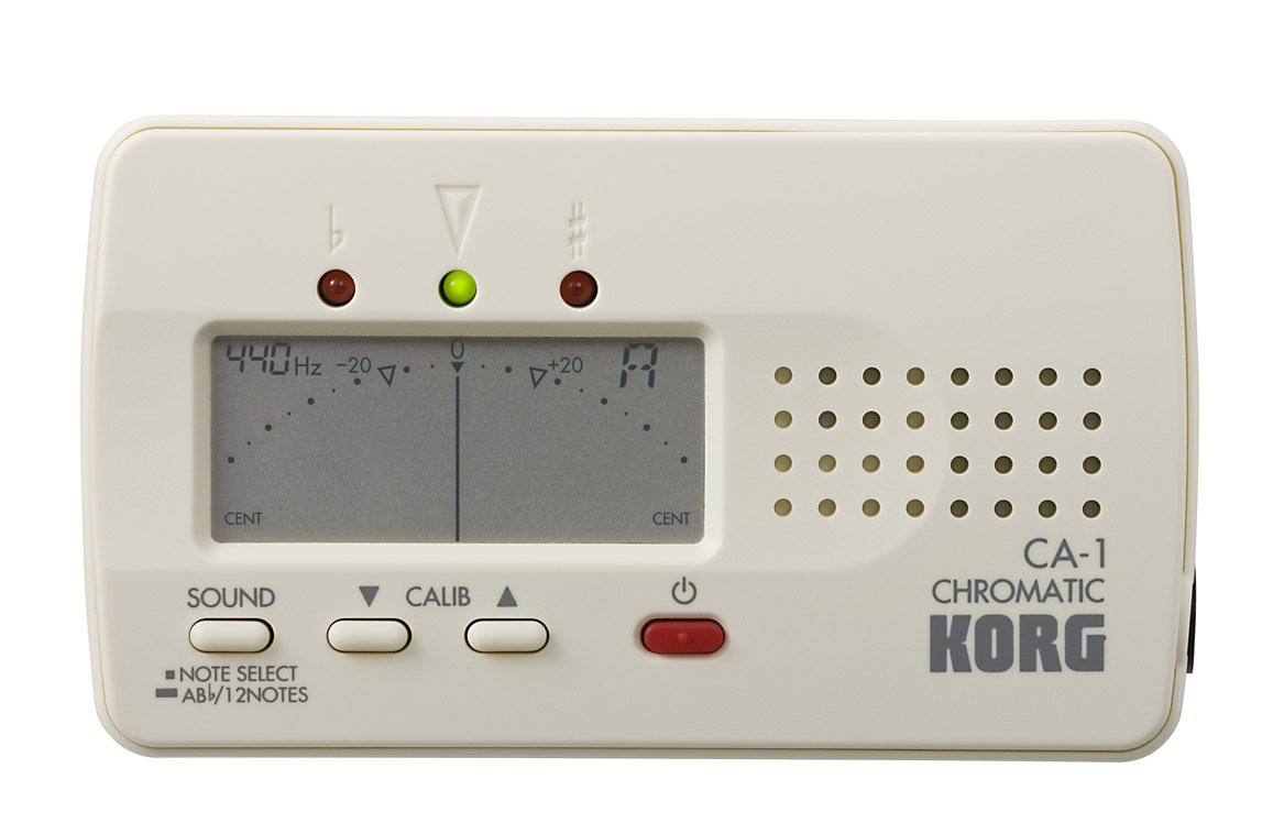 Korg Guitar and Bass Tuner GA1
