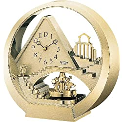 Rhythm Clocks - Stairway To Heaven Mantel Clock