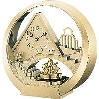 Rhythm Clocks - Stairway To Heaven Mantel Clock