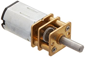DC 6V 10RPM Mini Electric Gear Motor Gearwheel 3mm Shaft Box Motor
