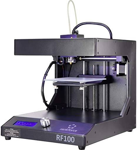 Renkforce RF100 v2 3D Drucker incl. Filament: Amazon.es: Electrónica