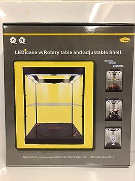 Triple 9/ /69927 /boite-vitrine Show-Case 6/x LED/ plexiglass T9/ /Scala 1//43